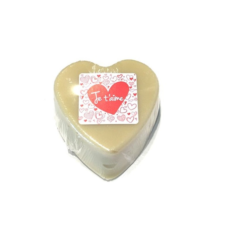 Savon-coeur noisette-orange