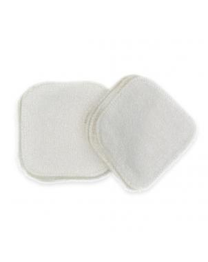 Carrés démaquillants lavables bi-face (par 10)