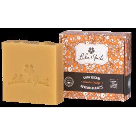 Savon surgras noisette-orange