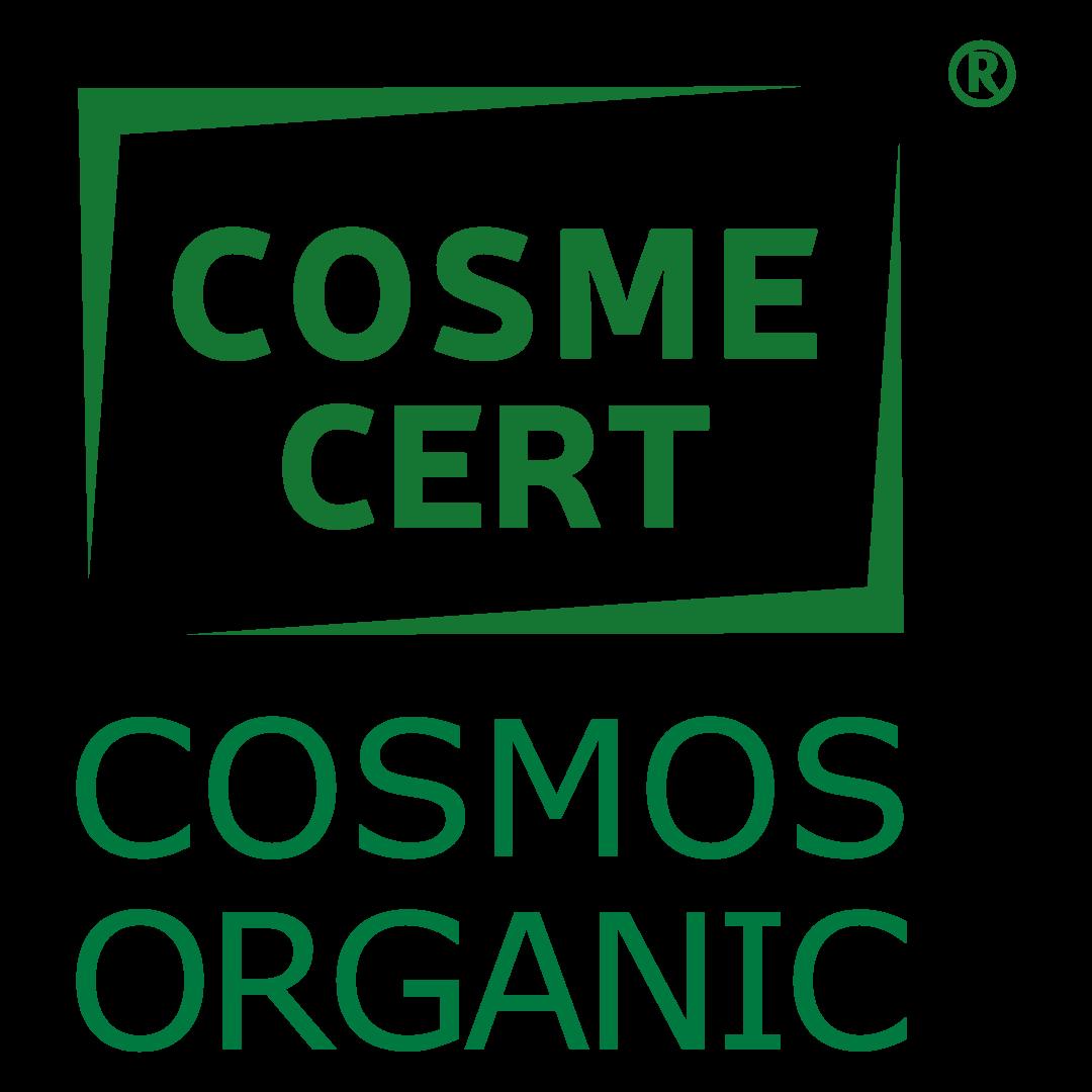 label COSMOS ORGANIC