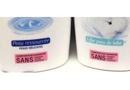 Le billet d'humeur :  Gel douche sans savon vs Savon