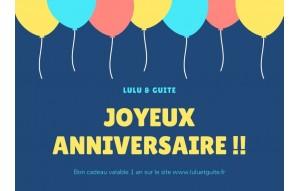 Joyeux anniversaire 2